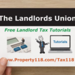 Free Landlord Tax Tutorials